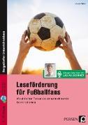 Leseförderung für Fußballfans