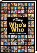 Disney: Who's Who – Das A bis Z der Disney-Figuren