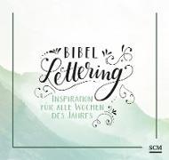 Bibel-Lettering (Aufstellbuch)