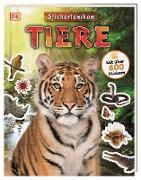 Sticker-Lexikon. Tiere