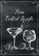 Meine Cocktail Rezepte: Rezeptbuch zum Selberschreiben - Cocktail Rezept Notizbuch - Rezeptbuch zum Selbst Schreiben