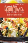 El Completo Libro de cocina De Dieta mediterránea para Cocina lenta
