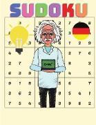 Einfaches und leichtes Sudoku für Kinder, Jugendliche oder erwachsene Anfänger - mit Lösung