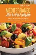 Libro de cocina de dieta Mediterránea en olla de barro para principiantes