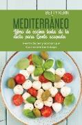 Libro de Cocina Lenta de Dieta Mediterránea para La Gente ocupada