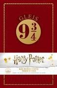 Harry Potter: Gleis 9 ¾ Premium-Notizbuch