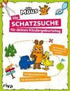Die Maus – Die Schnitzeljagd für deinen Kindergeburtstag