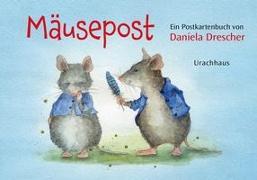 Postkartenbuch »Mäusepost«