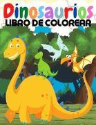 Libro de colorear   Dinosaurios