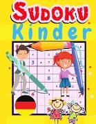 Einfache Sudoku-Rätsel für Kinder