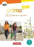 Prima aktiv, Deutsch für Jugendliche, A1: Band 1, Kursbuch, Inkl. PagePlayer-App