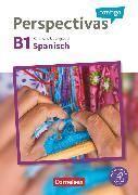 Perspectivas contigo, Spanisch für Erwachsene, B1, Kurs- und Übungsbuch, Mit PagePlayer-App inkl. Audios, Videos und Übungen sowie Lösungen als Download