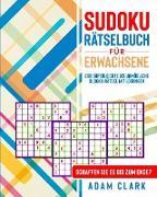 Sudoku Rätselbuch für Erwachsene