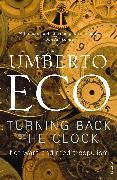 Turning Back The Clock