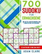 700 Sudoku fu¨r Erwachsene
