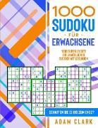 1000 Sudoku fu¨r Erwachsene