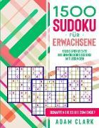 1500 Sudoku fu¨r Erwachsene