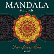 Mandala Malbuch Für Stressabbau