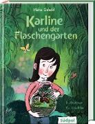 Karline und der Flaschengarten