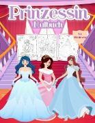 Prinzessin Malbuch für Mädchen