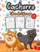Cachorro Libro de Colorear para Niños