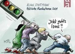 Stuttmann Karikaturen 2021