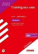 STARK Lösungen zu Training MSA/eBBR 2022 - Deutsch - Berlin/Brandenburg