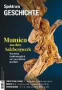 Spektrum Geschichte - Mumien aus dem Salzbergwerk