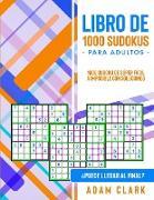 Libro de 1000 Sudokus para Adultos