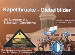 Kapellbrücke - Giebelbilder