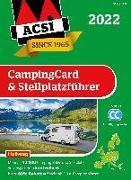 ACSI CampingCard & Stellplatzführer 2022