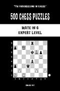 500 Chess Puzzles, Mate in 6, Expert Level