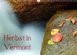 Herbst in Vermont (Wandkalender 2022 DIN A3 quer)