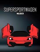 Supersportwagen Malbuch