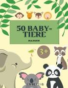 50 Baby Tiere