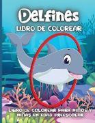 Delfines Libro De Colorear