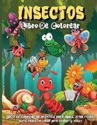 Insectos Libro De Colorear