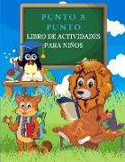 DOT to DOT Libro de Actividades para niños