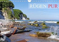 Rügen PUR (Wandkalender 2022 DIN A4 quer)