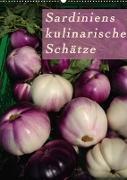 Sardiniens kulinarische Schätze (Wandkalender 2022 DIN A2 hoch)