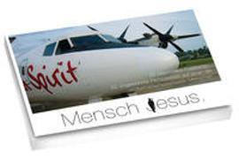 Mensch Jesus - Postkartenbuch 2