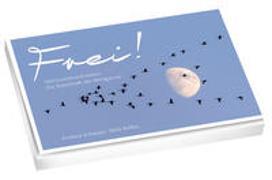Frei! - Postkartenbuch