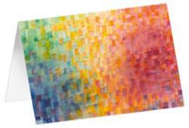 Licht der Provence - Kunst-Faltkarten ohne Text (5 Stück)