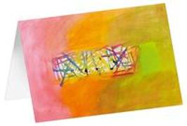 Provence 8 - Kunst-Faltkarten ohne Text (5 Stück)