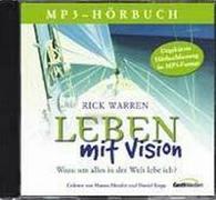 MP3-CD-Hörbuch: Leben mit Vision*