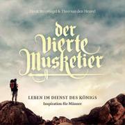 Hörbuch: Der vierte Musketier (mp3-CD)