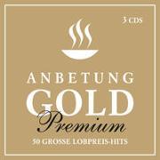 3-CD-Box Anbetung Gold Premium