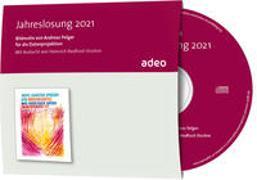CD-ROM mit Bildbetrachtung - Jahreslosung 2021