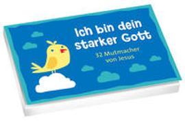 Ich bin dein starker Gott - Textkarten