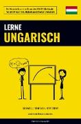 Lerne Ungarisch - Schnell / Einfach / Effizient